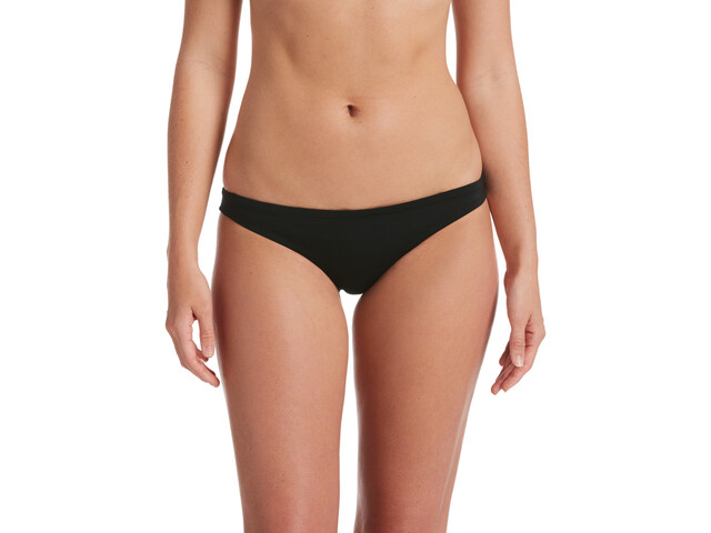 Distinción Difuminar Luna  Nike Swim Essential Bikini Bottoms Women black at addnature.co.uk